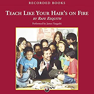 Teach Like Your Hair's On Fire cover art
