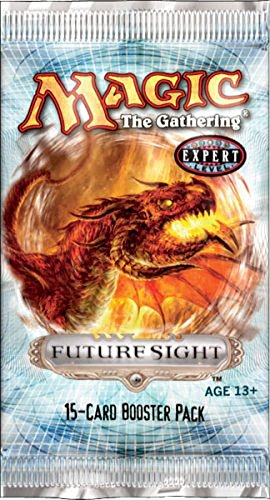Magic The Gathering Future Sight Booster Pack 15 Cards [Toy]