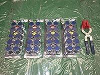 500443 JET クロームメッキナットカバー500443 ・4個【未使用】
