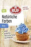RUF Natürliche Lebensmittelfarbe blau Spirulinaextrakt, 8