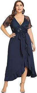 cbedf719f Amazon.es: tallas grandes mujer vestidos fiesta