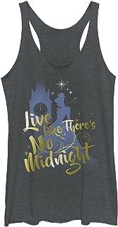 Disney womens No Midnight T-Shirt