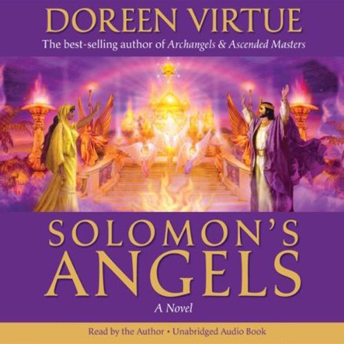 Solomon's Angels audiobook cover art