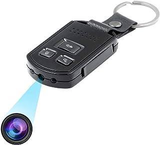 Mini Cámara Espía Oculta Llave de Coche Espía Llavero Cámara TANGMI 1080P HD Detección de Movimiento Vigilancia y Segurida...