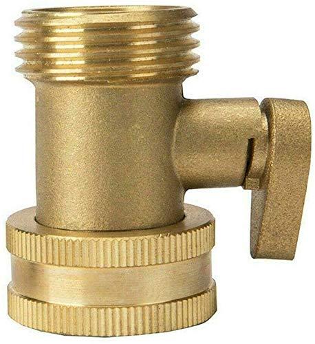 3/4 Zoll Gartenschlauch Globus Kugelhahn Wasserleitung Wasserhahn Anschluss Werkzeug Wassersprühkugelhahn Gartenprodukte (1pc)