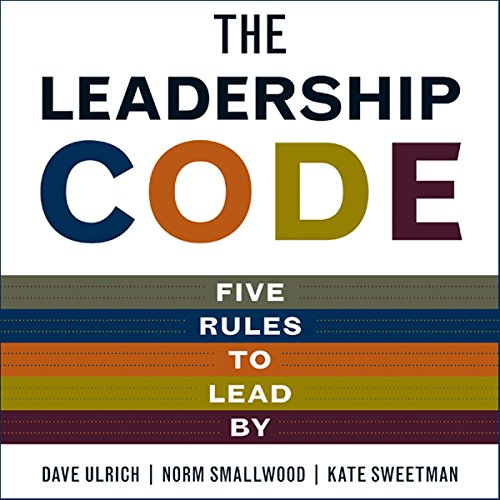 Couverture de The Leadership Code