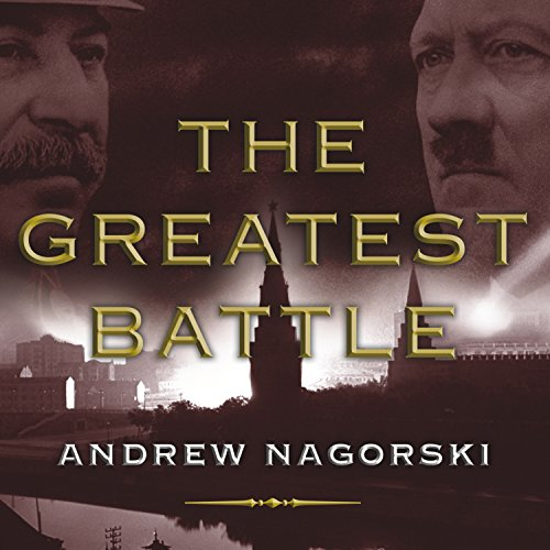 The Greatest Battle audiobook cover art