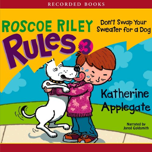 Don't Swap Your Sweater for a Dog audiobook cover art