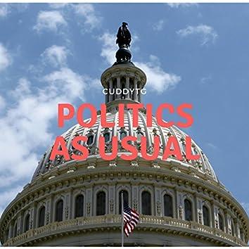 Politics As Ususal