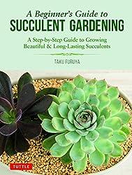 A Beginner's Guide to Succulent Gardening book.