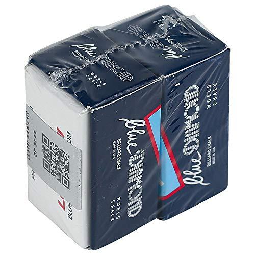 Gesso Longoni, Blue Diamond, Duo Package per stecche da biliardo