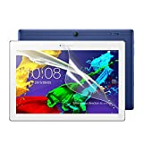 2X Entspiegelungs Folie für Lenovo Tab10 mit 10.1 Zoll TB-X103F Bildschirmschutz blasenfrei Screen Protector
