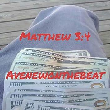 Matthew 3:4