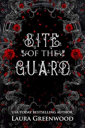 Bite Of The Guard The Black Fan Laura Greenwood vampire paranormal romance