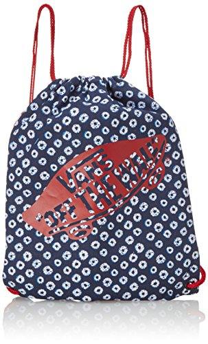 Vans - Benched Novelty, Bolso Bandolera Mujer, Azul (dyed Dots/Stripes/Blue/Red), Talla Unica
