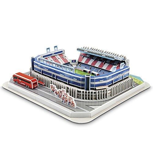 Puzzle 3D Nanostad Atletico De Madrid F.C. Vicente Calderon