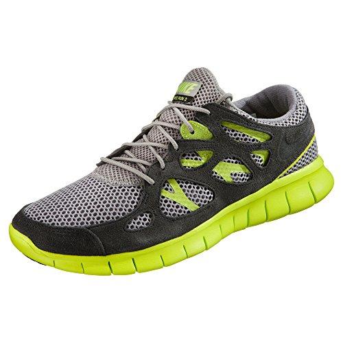 Nike Free Run 2 EXT (003) medium grey/green