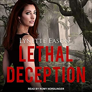 Lethal Deception audiobook cover art
