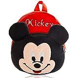 Personaje Mickey, Mochila Escolar Volumen Mochila de Jardín