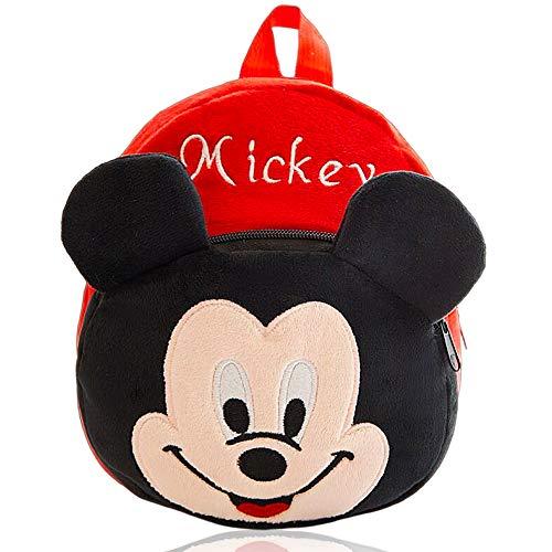 Mickey Rucksack, JPYH Rucksack für Kleinkinder, Kindergarten Mini Bag Rucksäcke Kinder Jungen Rucksack Mädchen Rucksack