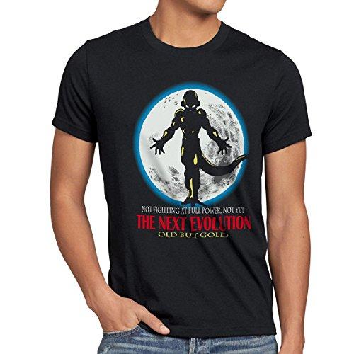 style3 Freezer - The Next Evolution T-Shirt Homme, Taille:XL;Couleur:Noir