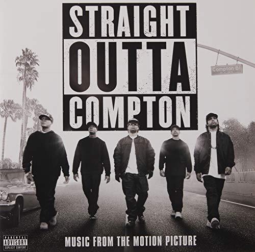 Straight Outta Compton / O.S.T. (2 LP)