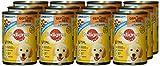 Pedigree Junior Hundefutter Geflügel und Reis - 5