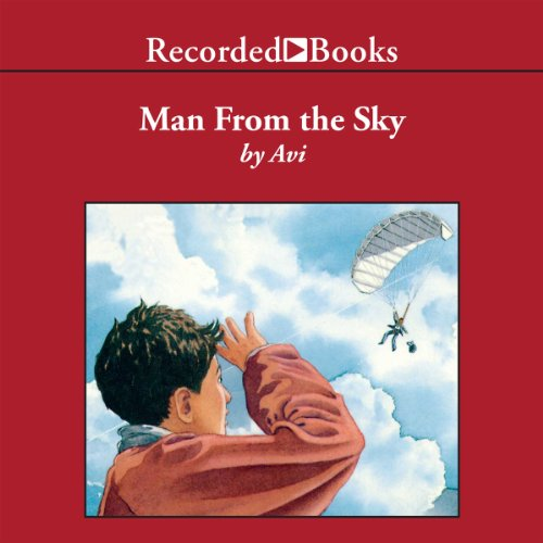 Man From the Sky cover art