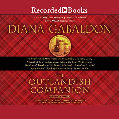The Outlandish Companion Volume Two cover art