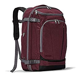 The best travel backpack runner up is the eBags TLS Mother Lode backpack