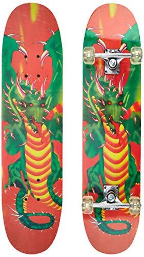 Globo Skateboard Holz AST