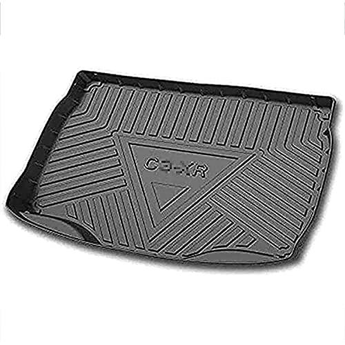 Alfombra Protector Maletero Coche Goma Personalizadas para Citroen C3-XR 2015-2019, Antideslizante Impermeable Alfombrilla para el Maletero Accesorios Coche Interior Decorativos