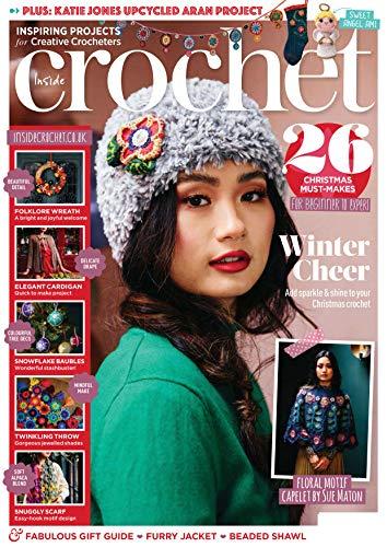 Magazine Inside Crochet - 26 Chistmas Must-Makes 2021: PDF Form (English Edition)