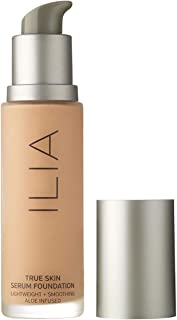 ILIA - Natural True Skin Serum Foundation | Cruelty-Free, Vegan, Clean Beauty (Bowen - SF4)