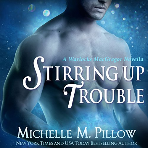 Stirring Up Trouble audiobook cover art