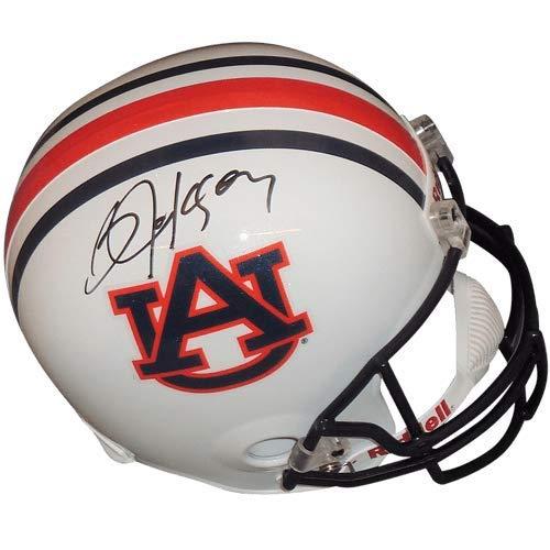 Bo Jackson Autographed Auburn Tigers Deluxe Full-Size Replica Helmet - Jackson Holo