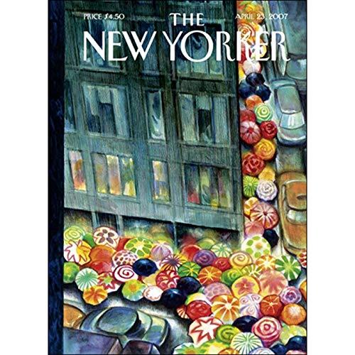 The New Yorker (April 23, 2007)                   De :                                                                                                                                 Nick Paumgarten,                                                                                        Jeffrey Goldberg,                                                                                        Jane Kramer,                   and others                          Lu par :                                                                                                                                 Todd Mundt                      Durée : 2 h et 3 min     Pas de notations     Global 0,0