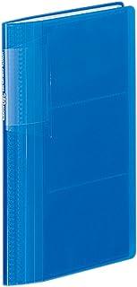 コクヨ ファイル カードホルダー ノビータ スリム 60枚 360名収容 青 メイ-N236B