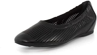 ROCKPORT Womens Total Motion 20mm Hidden Wedge Luxe Perf Slip-On
