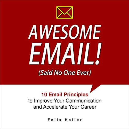 Awesome Email! Audiobook By Felix Haller cover art