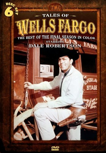 Tales of Wells Fargo - The Best of the Color Season - 22 episodes by Shout! Factory / Timeless Media