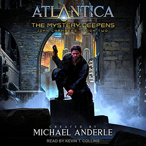 The Mystery Deepens cover art