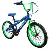Benotto Bicicleta Cross Diavolo R20 Frenos V - Azul/Verde