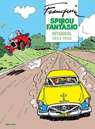Spirou y Fantasio Integral 4: Franquin (1954-1956)