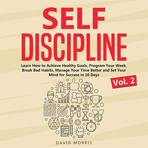 Self Discipline, Vol. 2 cover art