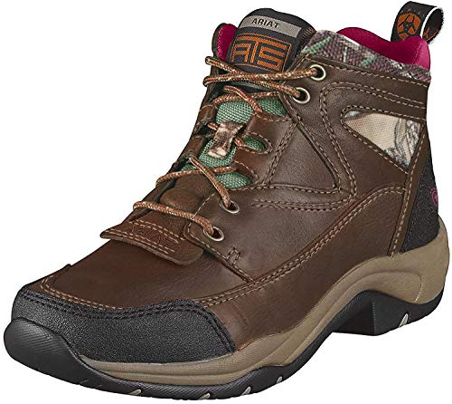 Ariat Terrain Hiking Boot –  Women's Leather Outdoor Hiking Boots