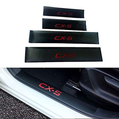YYD Für Mazda cx-5 einstiegsleisten (4 stück)