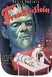 Frankenstein - Boris Carloff - Film Movie Legends Poster