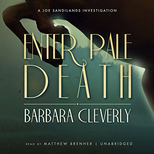 Enter Pale Death audiobook cover art