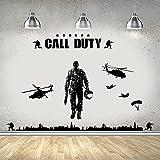 Armee Militär Soldat Kinder Jungen Schlafzimmer Vinyl
